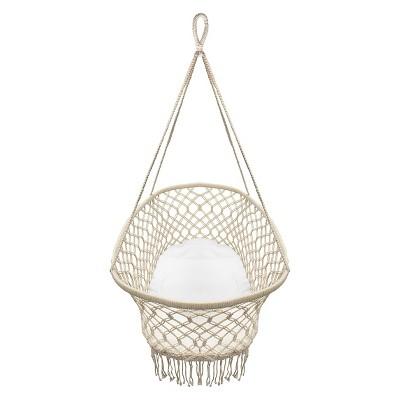 Hanging Rope Baby Cradle - Sorbus