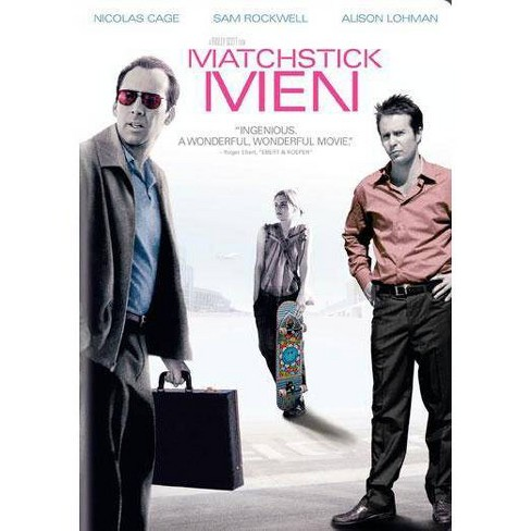 Matchstick Men (DVD) - image 1 of 1