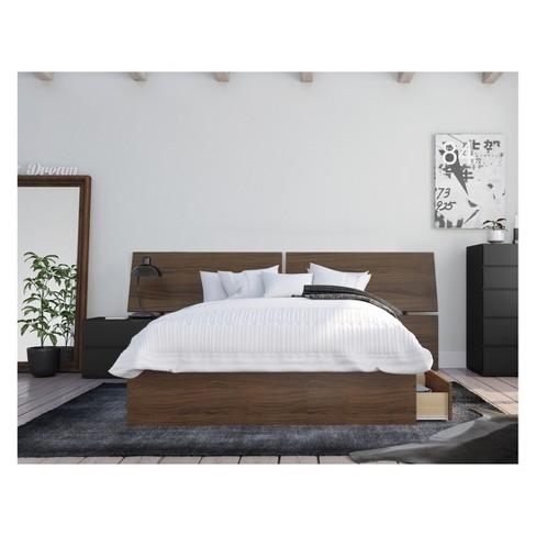 Moxy 3pc Bedroom Set - Nexera - image 1 of 4