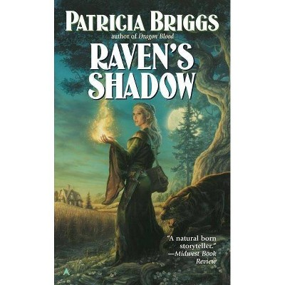 Raven's Shadow - (Raven Duology) by  Patricia Briggs (Paperback)
