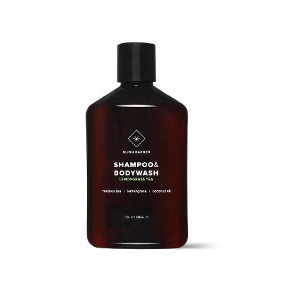 Blind Barber Lemongrass Tea Shampoo + Bodywash - 12 fl oz