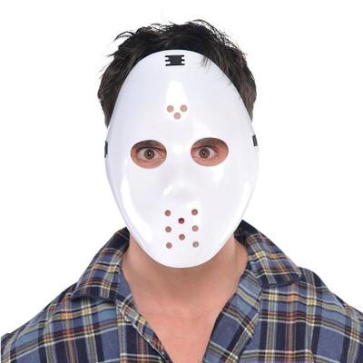 Adult Hockey Mask Accessory Halloween Costume