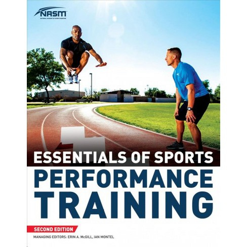 Nasm Essentials Of Sports Performance Training Hardcover Target