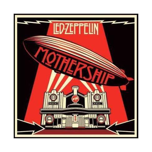 Led Zeppelin - Mothership (Vinyl) - image 1 of 1