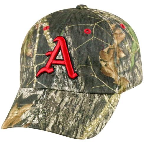 NCAA Arkansas Razorbacks MOP Adjustable Baseball Hat - image 1 of 2