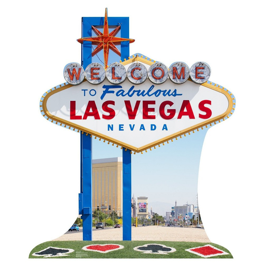 Image of Vegas Sign Standup, Kids Unisex