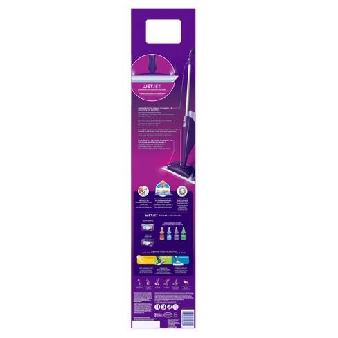 Swiffer Wet Jet Hardwood Floor Spray Mop Starter Kit Target