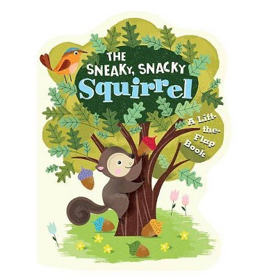 Sneaky, Snacky Squirrel (Hardcover) - by Educational Insights