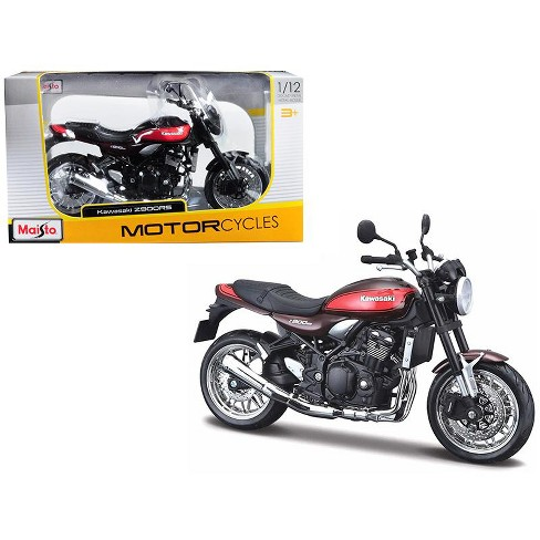 Kawasaki Z900RS Brown 1/12 Diecast Motorcycle Model by Maisto
