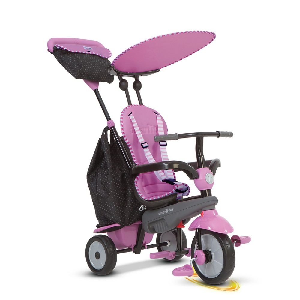 SmarTrike Shine 4-in-1-Pink, Pink