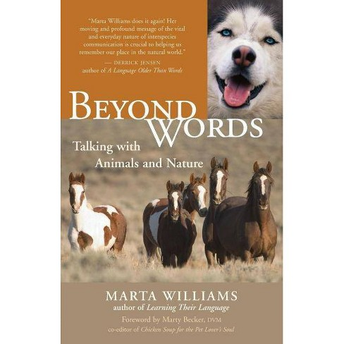 Beyond Words - by  Marta Williams (Paperback) - image 1 of 1