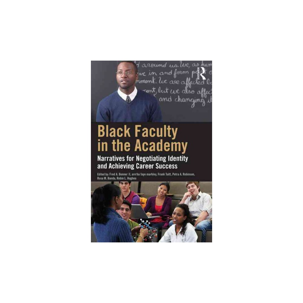 Black Faculty in the Academy (Paperback)