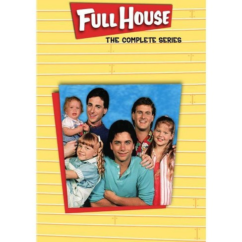 Full House: The Complete Series Collection (DVD) - image 1 of 1