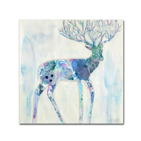 Quiet Creative' by Wyanne Ready to Hang Canvas Wall Art - Black - image 1 of 3