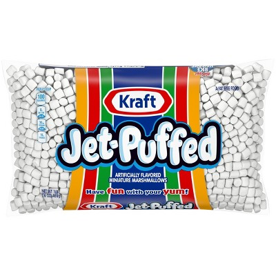 Marshmallows: Kraft Jet-Puffed Mini