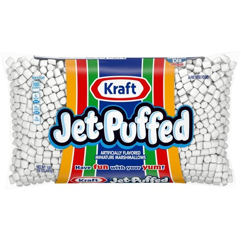 Kraft Jet-Puffed Mini Marshmallows - 16oz - image 1 of 4