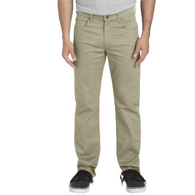Dickies Men's X-Series Regular Fit Straight Leg 5-Pocket Pants