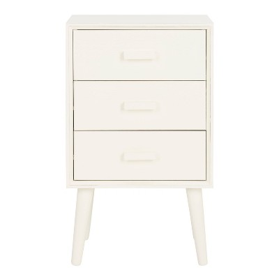 Safavieh Nightstand Vintage White