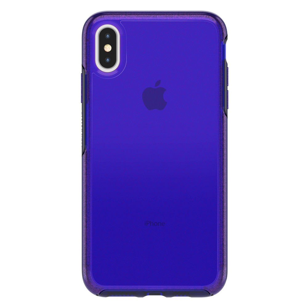 OtterBox Apple iPhone XS Max Symmetry Case - Galactic