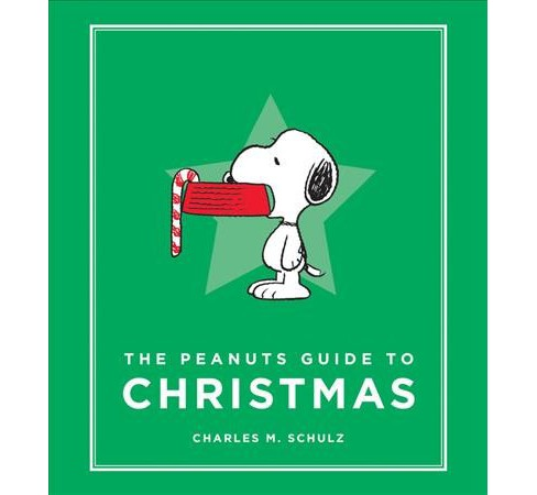 Peanuts Guide to Christmas (Hardcover) (Charles M. Schulz) - image 1 of 1