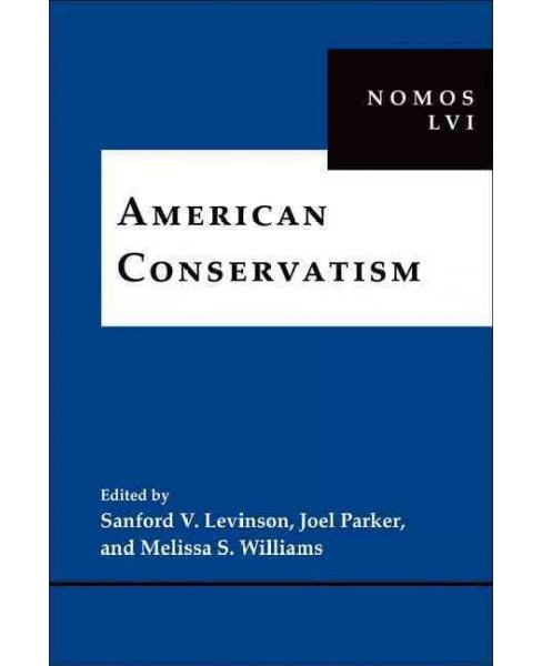 American Conservatism (Hardcover) - image 1 of 1