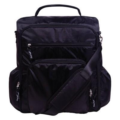 Trend Lab Convertible Backpack Diaper Bag - Black