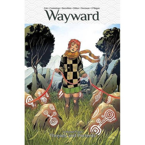 Wayward, Volume 4: Threads and Portents - by  Jim Zub (Paperback) - image 1 of 1