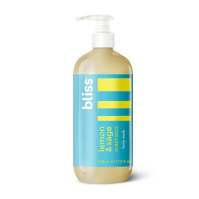 Body Washes & Gels: Bliss