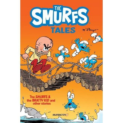 The Smurfs Tales 1 Smurfs Graphic Novels 1 By Peyo Hardcover Target