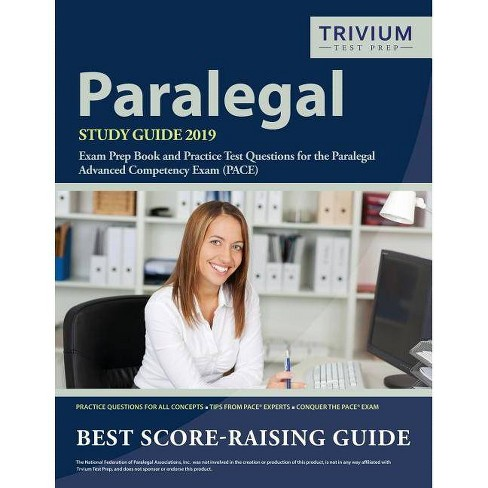 Paralegal Study Guide 2019 - by  Trivium Paralegal Exam Prep Team (Paperback) - image 1 of 1