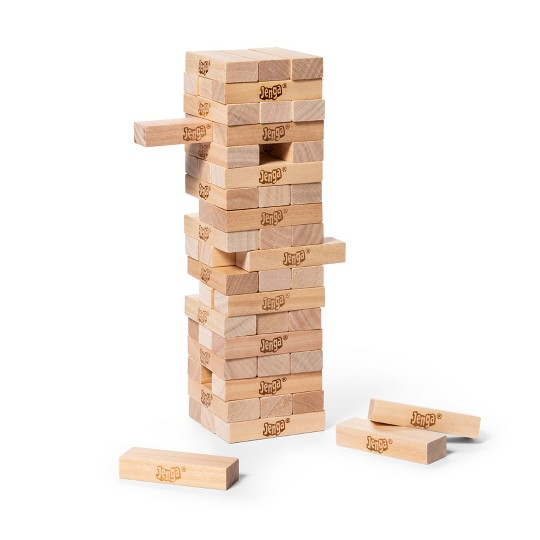 Jenga Game, Adult Unisex, board games image number null