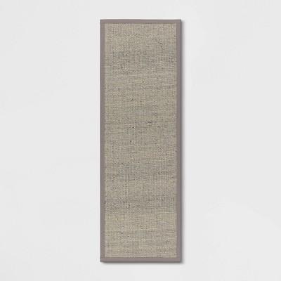 Textured Pet Rug Brown - Threshold™