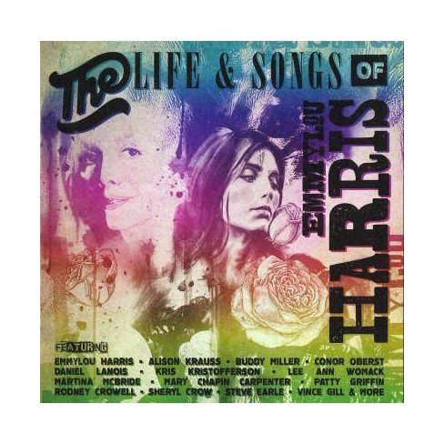 Various Artists - Life & Songs Of Emmylou Harris: An All-Star Concert Celebration (CD) - image 1 of 1