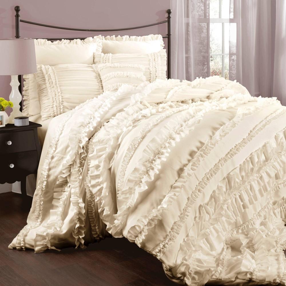 Belle 4 Pc King Comforter Set Bedding
