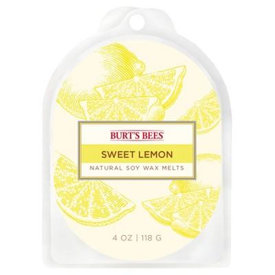 Warmer Melts Sweet Lemon 4oz - Burt's Bees®