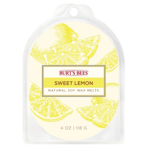 Warmer Melts Sweet Lemon 4oz - Burt's Bees® - image 1 of 2