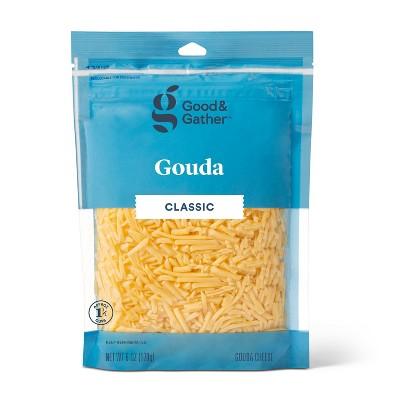 Shredded Gouda Cheese - 6oz - Good & Gather™