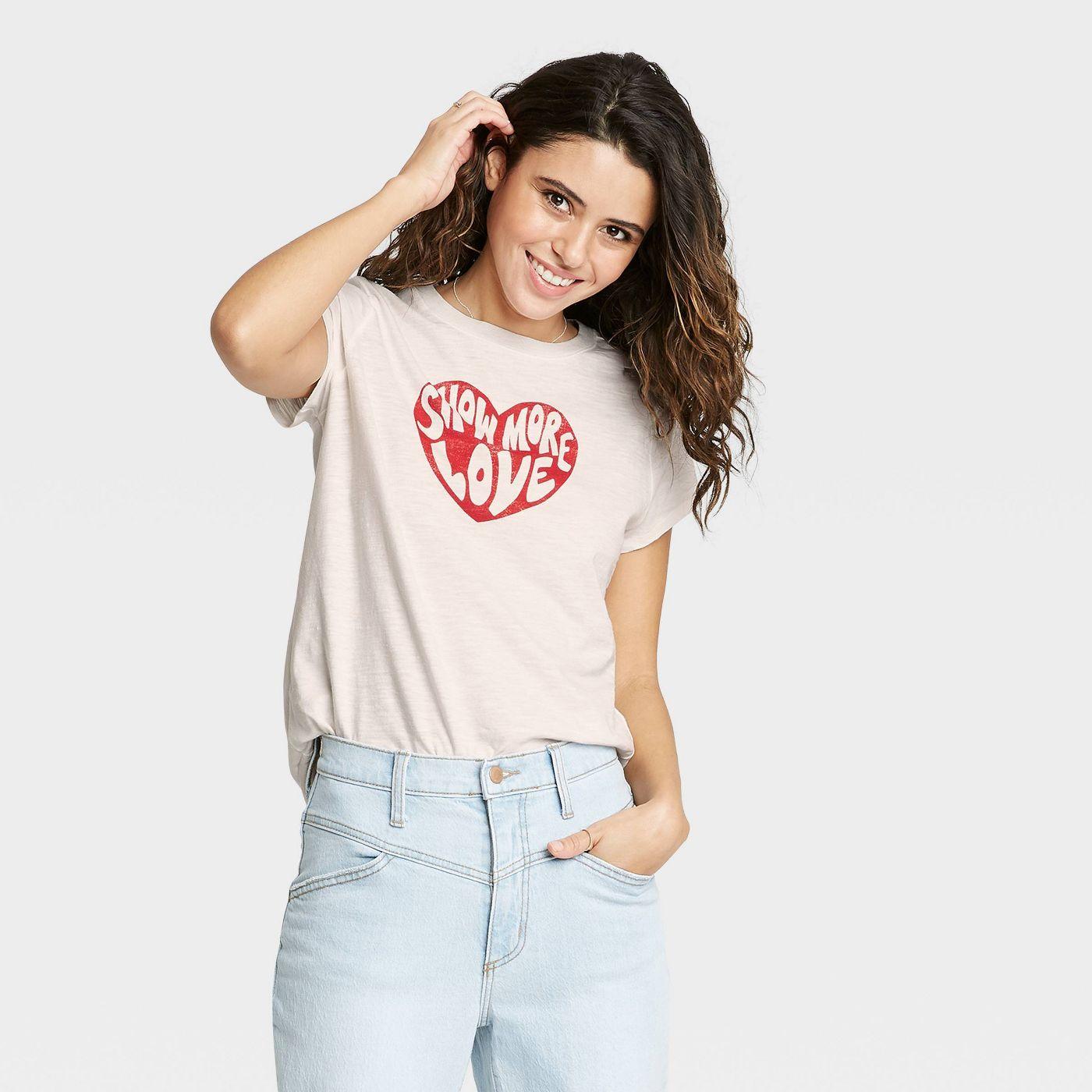 Women's Short Sleeve T-Shirt - Universal Thread™ - image 1 of 8