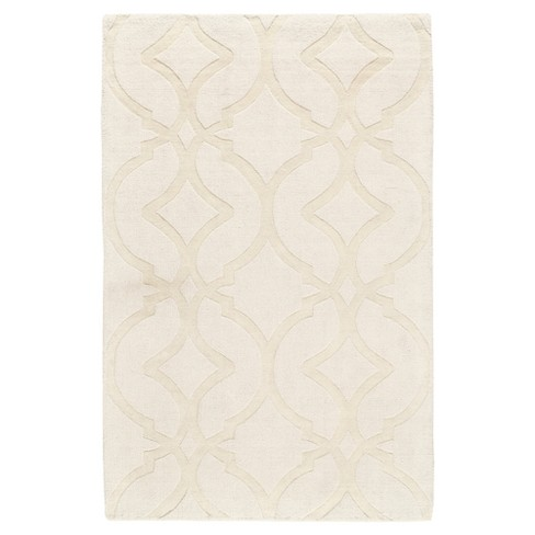 Shell Solid Tufted Accent Rug - image 1 of 4