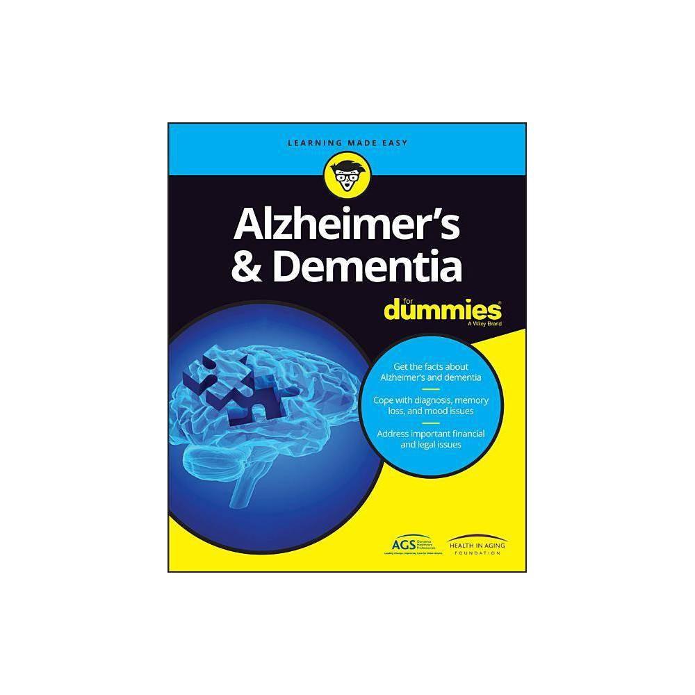 Alzheimer S Dementia For Dummies For Dummies Paperback