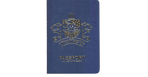 Passport : An Activity Book (Paperback) (Robin Jacobs) - image 1 of 1