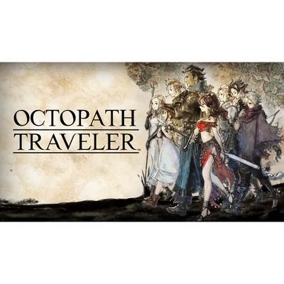 Octopath Traveler - Nintendo Switch (Digital)
