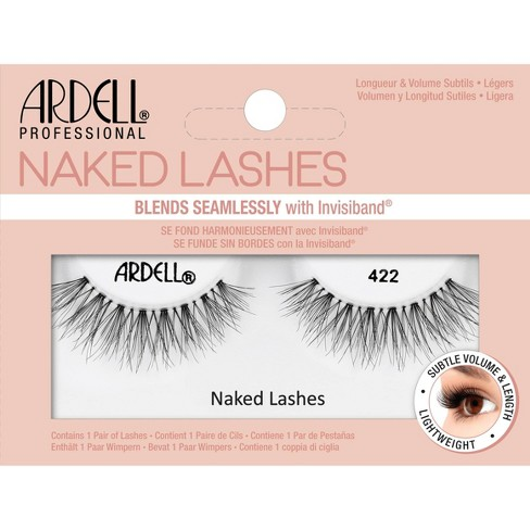 Ardell Naked 422 Lash 1pr - image 1 of 3