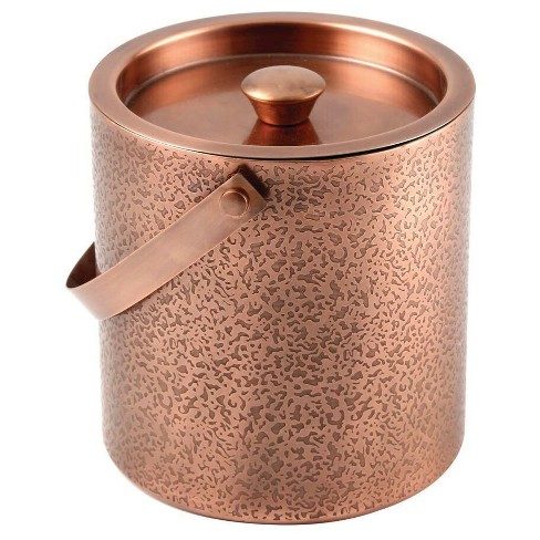 Cambridge Kerry Etched Copper 3 qt Ice Bucket - image 1 of 1