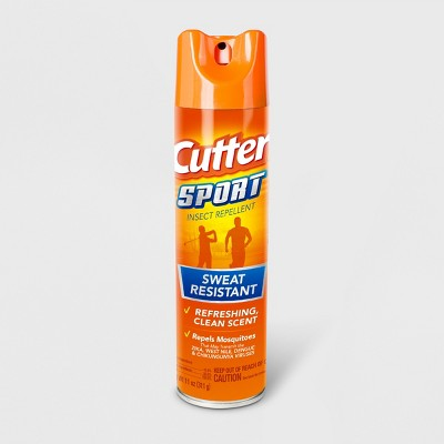 11oz Sport Insect Repellent Aerosol - Cutter