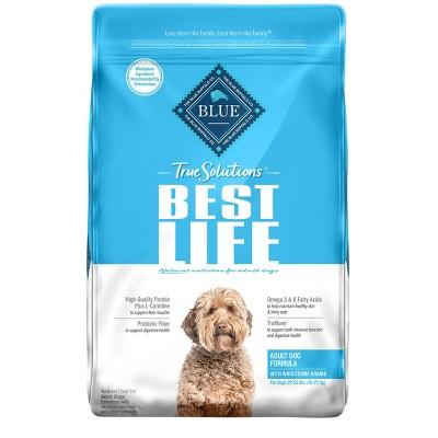 Blue Buffalo True Solutions Best Life Adult Dry Dog Food
