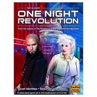One Night Revolution Game : Target