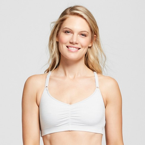 7c083120001e7 Hanes Women s Pullover Wireless T-Shirt Bra G541 - Light Gray ...
