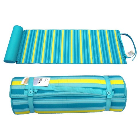 Beach Roll-Up Mat Multi Stripe - Room Essentials™ - image 1 of 1