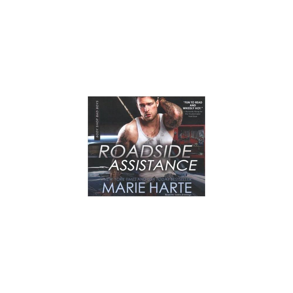 Roadside Assistance - MP3 Una (Body Shop Bad Boys) by Marie Harte (MP3-CD)